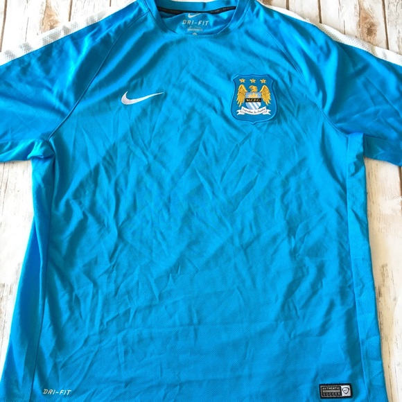 online store f528a f4cd4 Manchester City training jersey